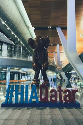 Flughafen Doha, Qatar