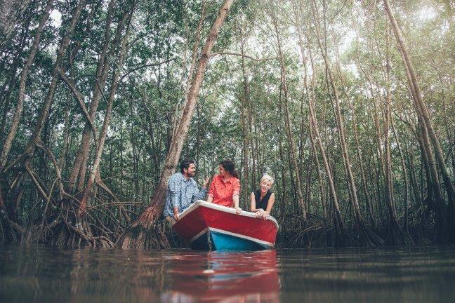 Mangrove Tour Costa Rica - Foto von Hari Pulko