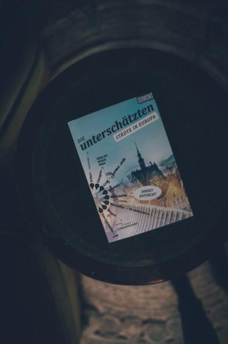 """DuMont Bildband """"Die unterschätzten Städte in Europa"""""""