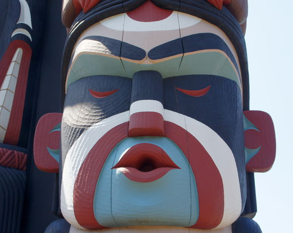 How about Totem Pole Faces