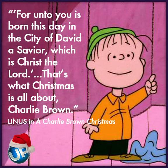 True Meaning Christmas Charlie Brown