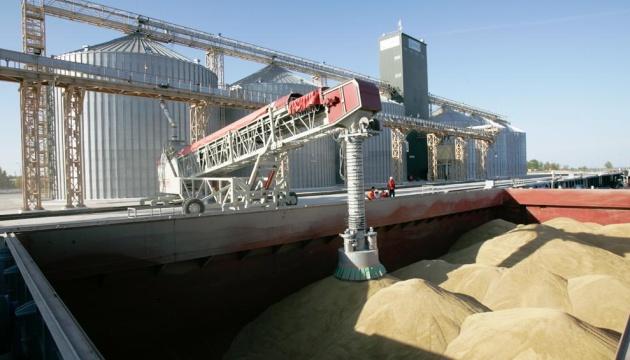 Украина уже экспортировала более 20 миллионов тонн зерновых - Госпотребслужба