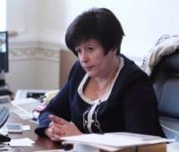 Лутковская заменит Геращенко на переговорах в Минске