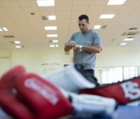 Владимир Кличко возобновил тренировки - СМИ
