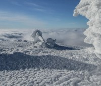 Синоптики предупреждают о лавинах в Карпатах