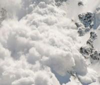 В Карпатах сошли четыре лавины