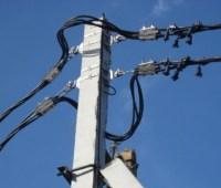 Из-за непогоды без света остались почти 200 населенных пунктов в семи областях