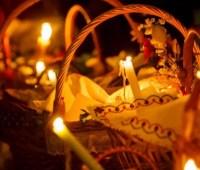 На Фанаре впервые прозвучало Пасхальное послание на украинском языке