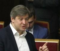 Данилюк назвал возвращение гражданства Саакашвили восстановлением справедливости