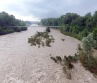 На Тернопольщине из-за дождей вода в реках может подняться на метр