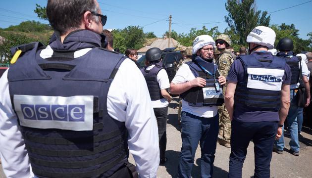 Окупанти продовжують перешкоджати роботі ОБСЄ на Донбасі