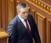 Холодницкий сказал, когда скорректирует обвинение Труханову