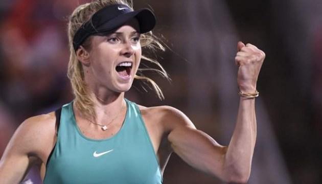 Свитолина обыграла Кузнецову и вышла в третий круг турнира WTA в Цинциннати