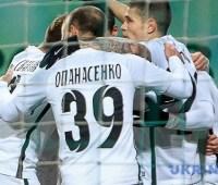 Кубок Украины: «Заря», «Ингулец», «Днепр-1» вышли в полуфинал