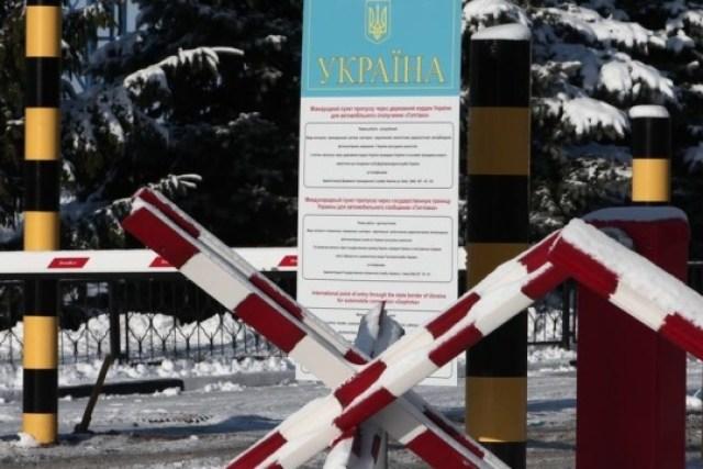 Украинские пограничники за минувшие сутки завернули 38 россиян