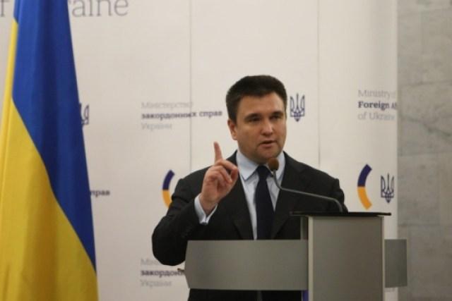 Климкин: Поддерживаем посла Йованович во всем, что она делает