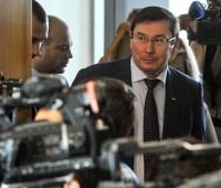 Луценко планирует уйти в отставку после парламентских выборов