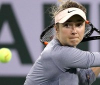 Свитолина впервые вышла в полуфинал турнира WTA в Индиан-Уэллсе