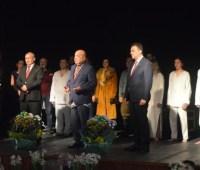 В Хусте представили спектакль к 80-й годовщине Карпатской Украины