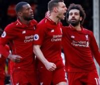 АПЛ: «Ливерпуль» обыграл «Фулхэм» и вернул себе лидерство
