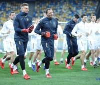 Футбол: абонемент на все домашние матчи сборной Украины в отборе Евро-2020 стоит  ₴2000