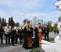Память Игоря Билозира почтили на Лычаковском кладбище почтили