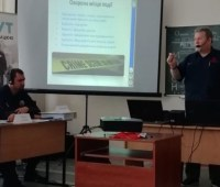 На Днепропетровщине полицейских будут тренировать правоохранители из США