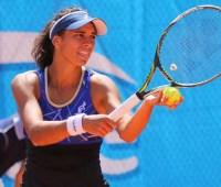 Украинка Страхова сыграет во втором круге турнира ITF в Италии