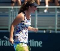 Украинская теннисистка Снигур выиграла турнир ITF в Японии