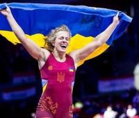 Украина заняла первое место в общекомандном зачете чемпионата Европы по женской борьбе