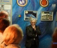 В Музее авиации и космонавтики Черновцов провели бесплатную экскурсию
