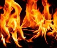 Во Львове горел пятиэтажный торговый центр