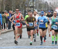 Международный марафон в Харькове пробежали 11 тысяч участников