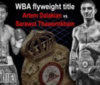 Стал известен очередной претендент на пояс украинского чемпиона WBA Далакяна