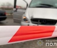 В Одесской области неизвестные ворвались на пункт весового контроля, есть раненые