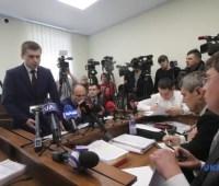 Прокурор САП просит суд арестовать Крючкова, залог - 346 миллионов
