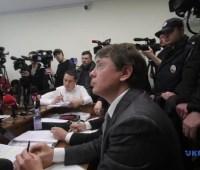 Крючкова арестовали на 45 дней, залог - 7 миллионов