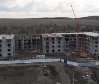 На восстановление разрушенной обстрелами психбольницы в Славянске дали более 240 млн