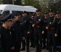 В Одессу прибудут дополнительные силы полиции для дежурства 1 и 2 мая