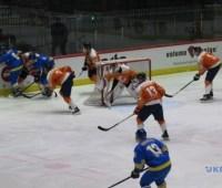 Национальная сборная Украины по хоккею разгромила Нидерланды на чемпионате мира
