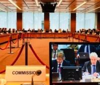 Советники Зеленского в Брюсселе провели ряд встреч с еврочиновниками