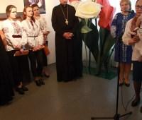 Глава УГКЦ открыл фотовыставку портретов матерей погибших воинов