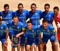 Пляжный футбол: сборная Украины отправилась в Испанию на отбор Всемирных игр
