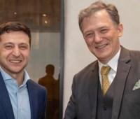 Заместитель помощника госсекретаря США встретился с Зеленским