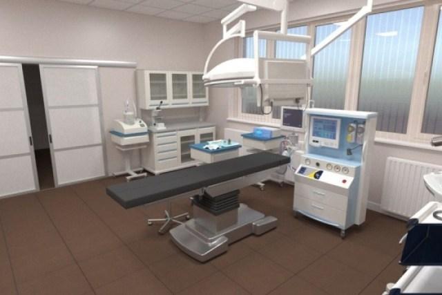 В Мелитополе создают больницу интенсивных методов лечения