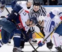 Чемпионат мира по хоккею: Словакия обыграла Францию, Норвегия - Австрию