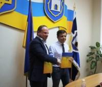 Житомир подписал меморандум с Промышленной палатой Израиль-Украина