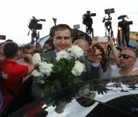 Саакашвили говорит, что вернулся в Украину не для мести