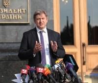 Заявления Шефира не являются вопросом для рассмотрения СНБО — Данилюк