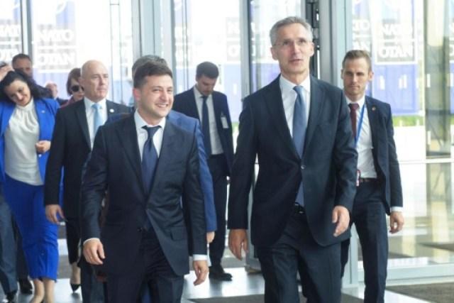 Комиссия Украина-НАТО: Зеленский выступает за возобновление диалога на всех уровнях